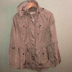 Michael Kors Rain jacket. Size large.